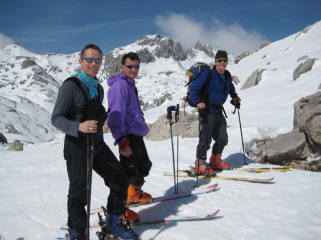 picos de europa ski